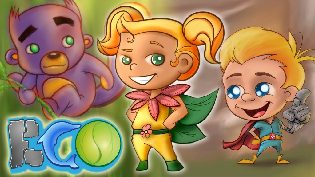ECO, a Children's Animated Series